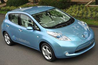 Nissan Leaf будет стоить дешевле Mitsubishi i-MIEV