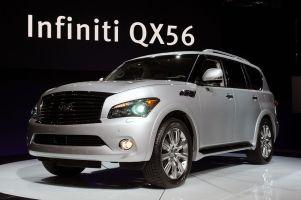 Нью-Йорк 2010: Infiniti представляет новое поколение внедорожника QX56