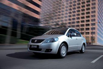 Обновленный Suzuki SX4 в кузове седан выйдет на российский рынок в эту пятницу.