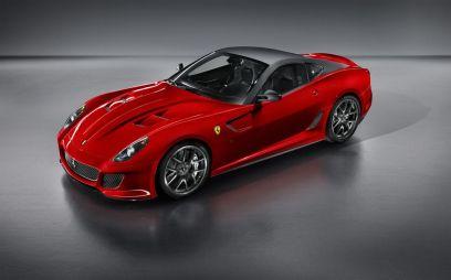 На моторшоу в Пекине будет представлена самая быстрая серийная Ferrari — 599GTO