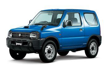 К 40-летию модели Jimny компания Suzuki подготовила несколько специальных комплектаций компактных внедорожников.