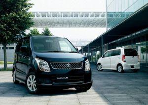5миллионов миникаров Suzuki WagonR было продано в мире