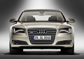 Audi A8LW12quattro