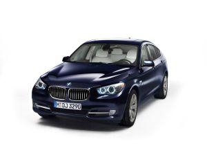 BMW добавила полный привод xDrive в линейку 5-Series Gran Turismo