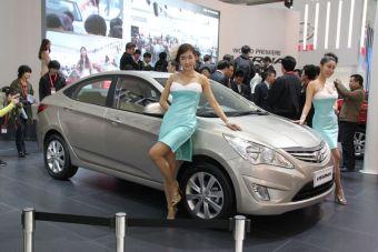 В Китае представлен новый автомобиль Hyundai Verna, в России он, скорее всего, будет продаваться в качестве нового поколения Hyundai Elantra.