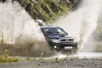 Toyota Hilux скоро доберется до России.