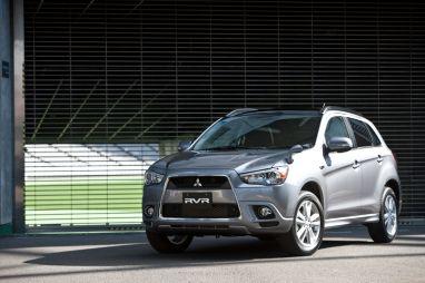 Mitsubishi поделится своим компактным кроссовером ASX (RVR) с Peugeot и Citroen