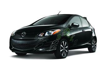 Mazda выпустила ограниченным тиражом новую комплектацию Mazda2 для рынка Канады.