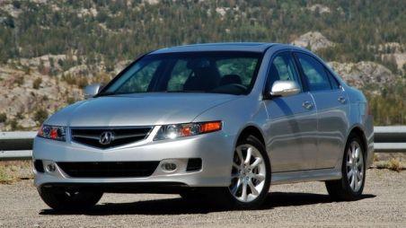 Honda отзывает 167тысяч седанов AcuraTSX из-за старой проблемы