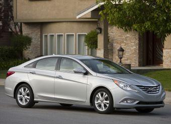 Hyundai Sonata победила в одном из рейтингов семейных седанов — самого популярного класса в США.