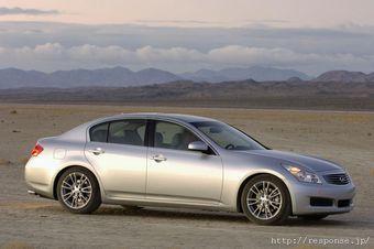 Infiniti заблаговременно начала отзыв значительного количества своих автомобилей.