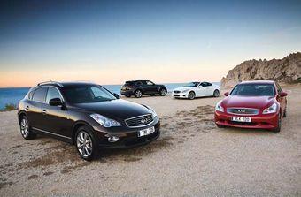 Infiniti расширит свой модельный ряд в Европе.