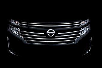 Nissan готовит третье поколение «эльгранда».