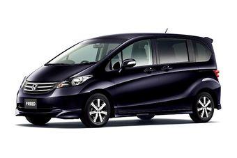 Honda Freed расширился новой комплектацией.
