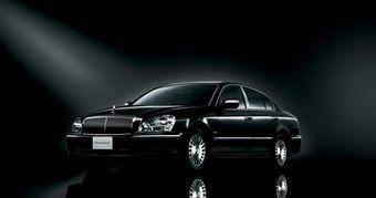 Nissan принял решение отказаться от своих классических представительских автомобилей в пользу Nissan Fuga. Резонно.