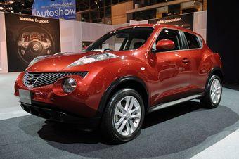 Nissan назвал цены на кроссовер Juke для английского рынка.