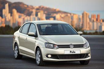 VW Polo. Модель, созданная для России. Будут собирать под Калугой.