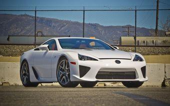 Lexus LFA распродан.