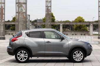В Японии дебютировал Nissan Juke, в этот же день начались его продажи.