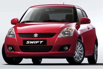Новый Suzuki Swift практически не отличается от старого.