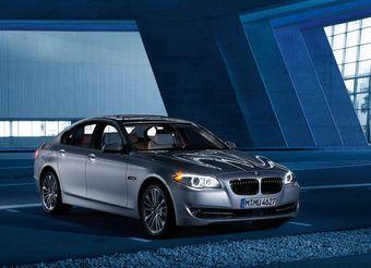 5 серия BMW пользуется стабильным спросом на всех рынках.