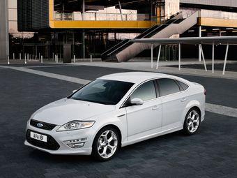 Топовая модификация обновленного Ford Mondeo. Машина дебютирует на автошоу в Москве.