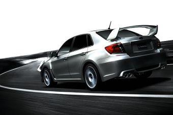 Седан Impreza WRX STI снова в продаже на рынке Японии.