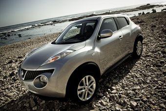 Nissan рассказал о статистике продаж модели Juke в Японии.