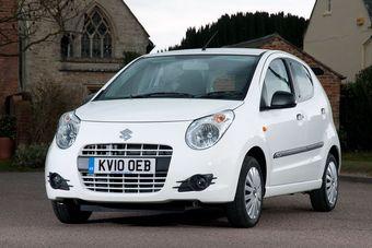 Suzuki пробует сделать модель Alto более популярной в Англии. Для этого выпущена ограниченная серия SZ-L.