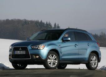 Автомобиль Mitsubishi ASX будет предлагаться в России как с передним, так и с полным приводом.