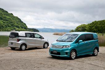 Honda пополнила модельный ряд новой моделью.