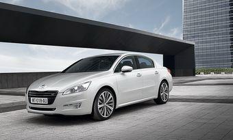 В начале 2011 года в Европе начнутся продажи модели Peugeot 508.