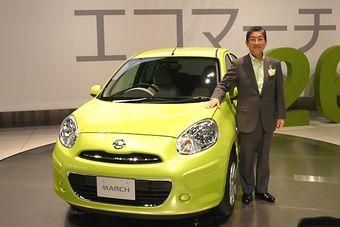 Дебют нового поколения Nissan March в Японии совпал с началом продаж этого автомобиля.