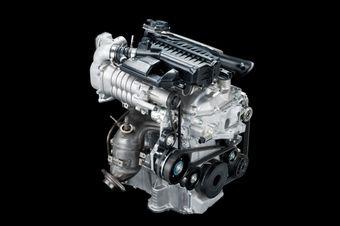 Nissan выпускает новый мотор: небольшой и мощный, экономичный и экологически лояльный.