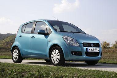 Suzuki снижает цены на хэтчбек Splash в России