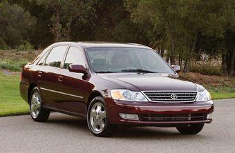 В США инициирован отзыв седанов Toyota Avalon.