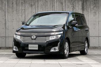 Новое поколение минивэна Nissan Elgrand успешно дебютировало в Японии.