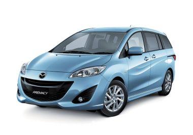 Японская Mazda Premacy обзавелась полным приводом