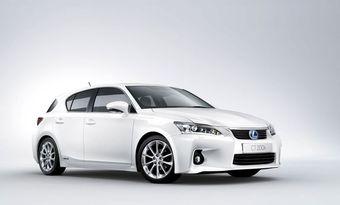 Lexus рассказал о своих планах на Московский автосалон 2010.