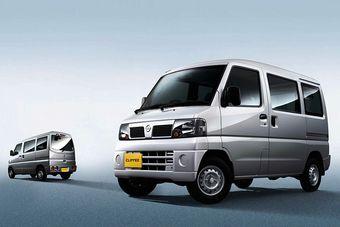 Nissan обновил несущественно обновил модель Clipper.