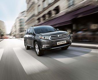 В модельном ряду Toyota появится кроссовер с ценой 1,8 млн рублей.