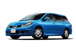 Nissan обновил универсал Wingroad и хэтчбек Roox