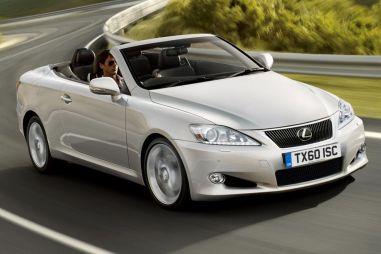 Lexus обновил модельный ряд серии IS