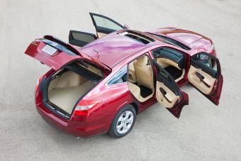 Меньше чем через год на российском рынке появится новая модель марки Honda.