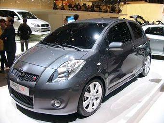 Toyota поручит сборку гибридного Yaris своему французскому заводу.