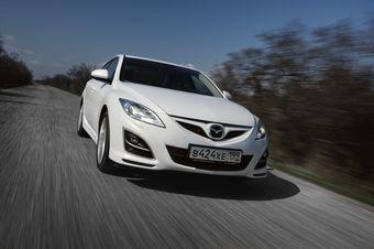 2 000 000 автомобилей Mazda6 (Atenza) сошло с конвейеров концерна Mazda.