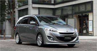 Mazda Premacy украсят новыми аксессуарами
