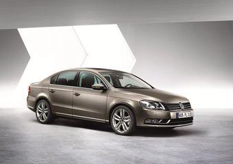 Новое поколение VW Passat скоро появится в шоурумах Европы.