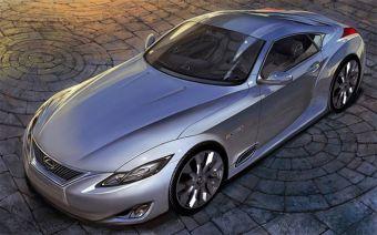 Lexus собирается воскресить купе Lexus SC 430 (Toyota Soarer).