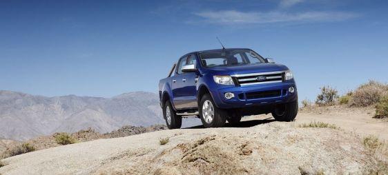 Mazda и Ford представляют новые пикапы: стильный BT-50 и мужественный Ranger